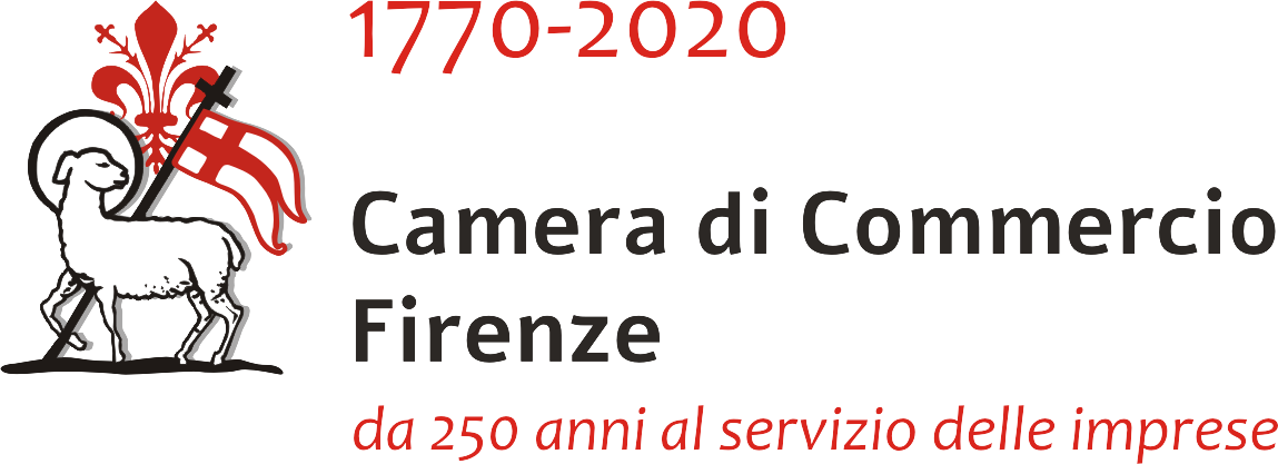 Logo camera di commercio di firenze